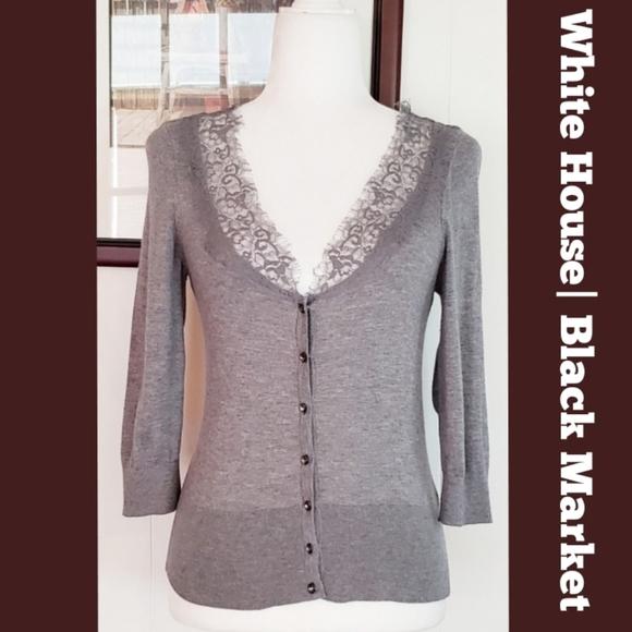 White House Black Market sweater / cardigan
